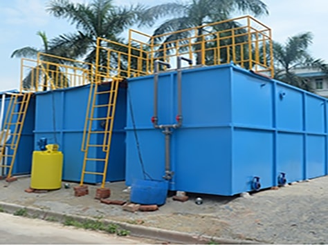 Package MBR WWTP 06